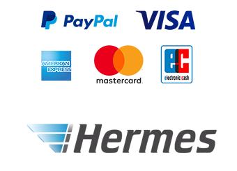 Versandkosten, Lieferung und Zahlung